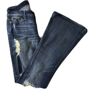 7 For All Mankind Jiselle Jeans Womens Size 24